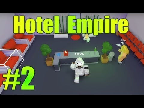 roblox hotel empire codes