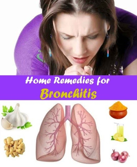 Is There A Natural Way To Treat Bronchitis