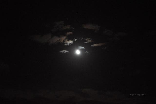 Eclipse de Júpiter por la Luna II