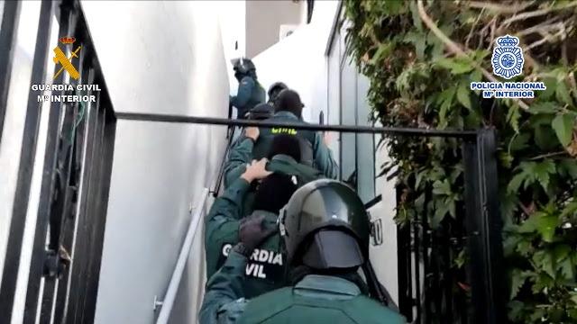 Desarticulada en Mijas una organización dedicada a la trata de mujeres para su explotación sexual y liberadas 12 víctimas