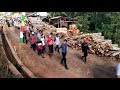 Video Kegiatan Pawai Warga Dusun Citelu  Dalam HUT RI Ke 74