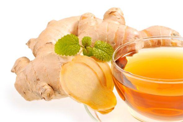 Zencefilin toz halinin kullanılabilmesi next to, zencefil çayının da bolca tüketilmesi önerilir.