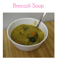 MEAL ICON broccoli soup