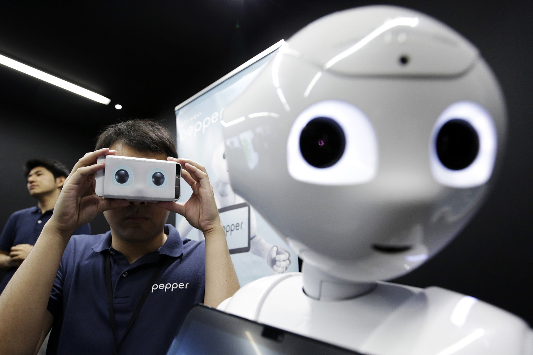 Softbank Robotics Event As Company Allows Android App Development For Pepper
