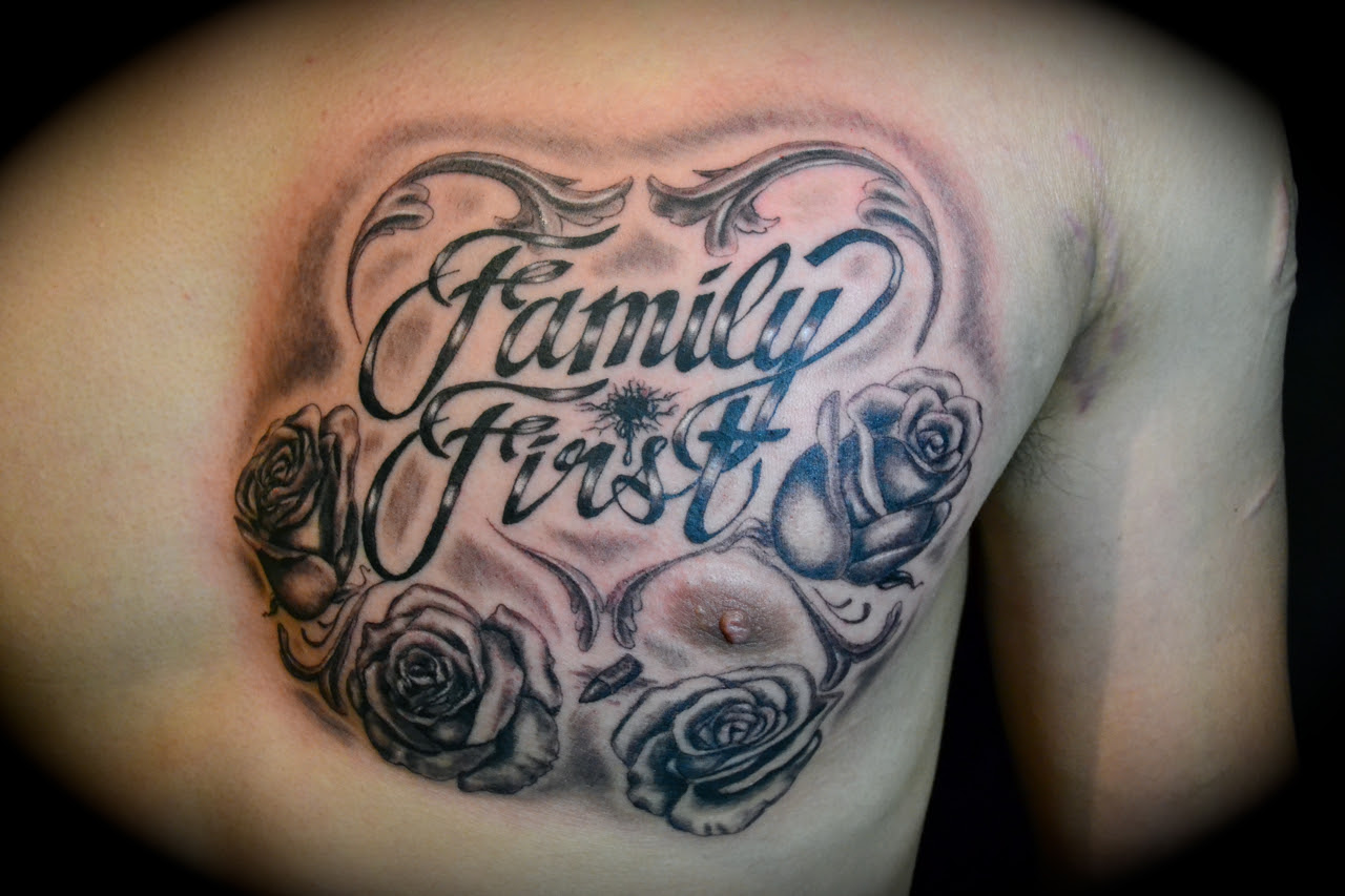 Family Tattoos Designs, Ideas and Meaning | Tattoos For You