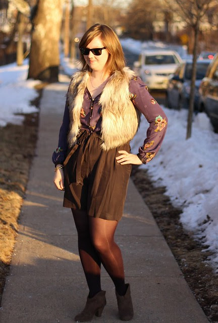 Rebecca Taylor and Faux Fur 1