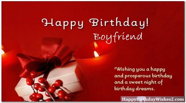 100 Happy Birthday Wishes Text Messages Quotes For Boyfriend Bf