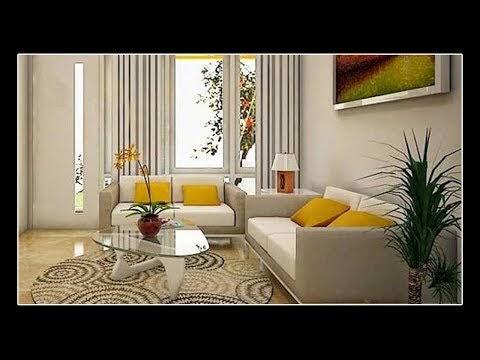 ketahui 36 desain ruang tamu kecil minimalis nan cantik