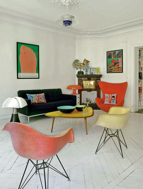 EL JARDIN DE LOS MUFFINS: Blog de Interiorismo y Decoración Vintage.: 50s