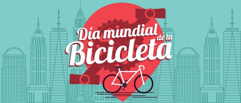 Resultado de imagen de dia de la bicicleta 2018