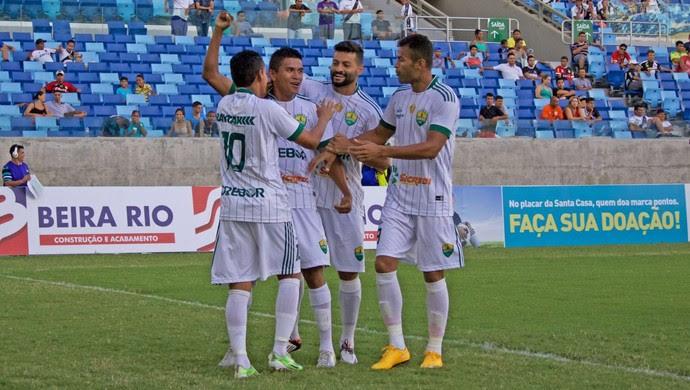 Cuiabá 2016 (Foto: Pedro Lima/Cuiabá Esporte Clube)