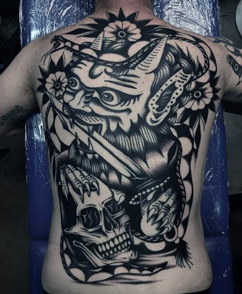 100 American Traditional Tattoos For Men Old School Designs