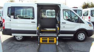 Ford Wheelchair Vans For Sale Blvd Com