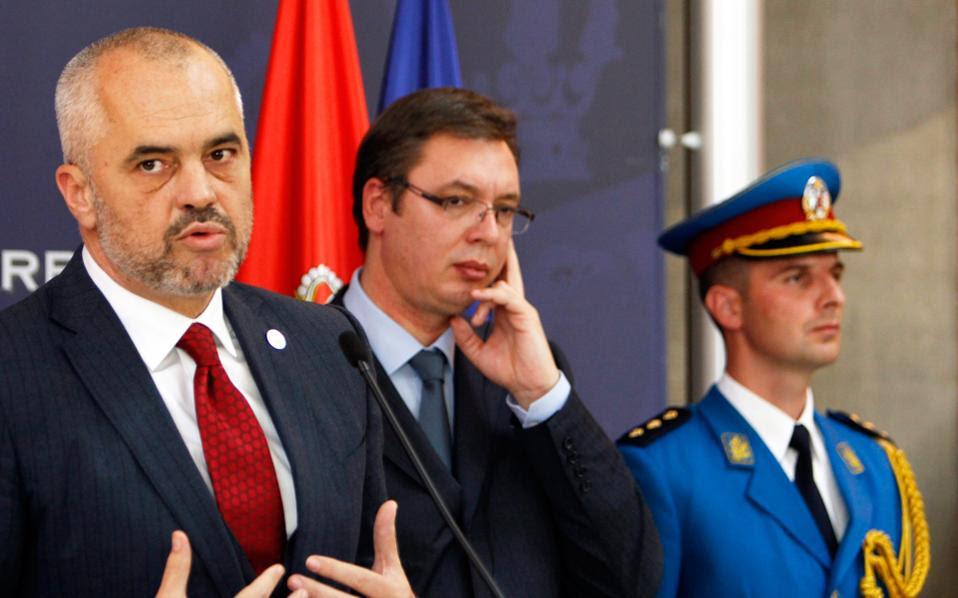 Πολιτικό «θερμό» επεισόδιο στο Βελιγράδι