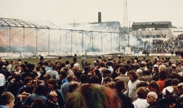 Bradford's Valley Parade fire to be marked with minute ...