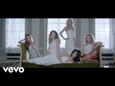 beautiful 'cause you love me, il nuovo video delle girls aloud