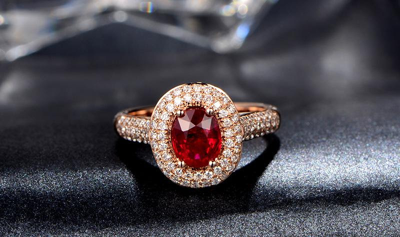 Resultado de imagen para mozambique ruby rings