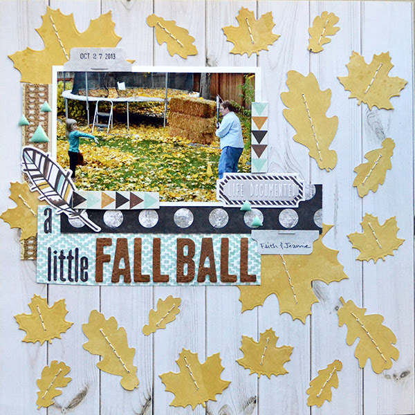 Fall Ball by Aly Dosdall