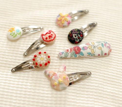 Hair clips for girls