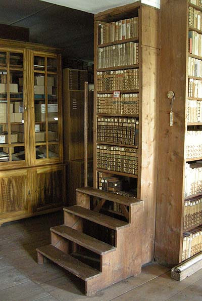 Kalocsa, Cathedral Library, K hall