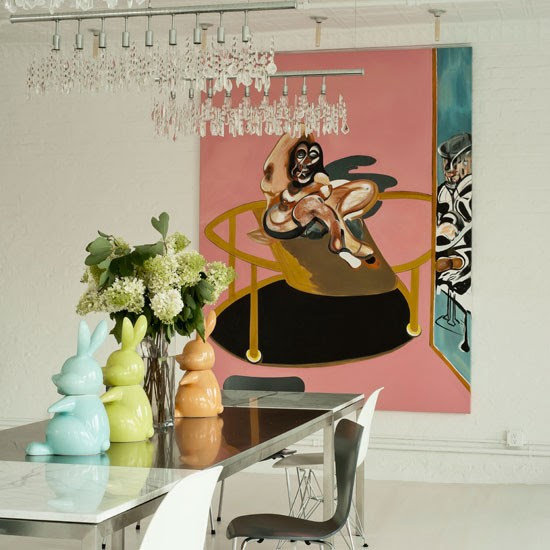 Dining room | Take a look around a light, bright New York loft | House tour | Livingetc | PHOTO GALLERY