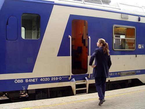 trainwoman