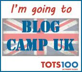 Tots100 BlogCamp