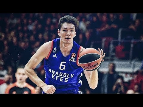 Cedi Osman Highlights - Rising STAR Cedi Osman one of the best young Turkish player, on july 18, 2017...