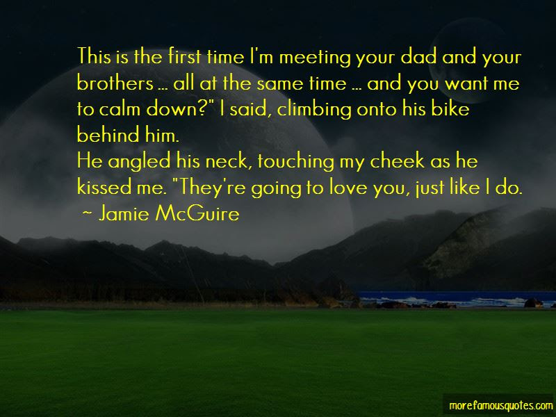 Quotes About Meeting Your Love Top 27 Meeting Your Love Quotes From