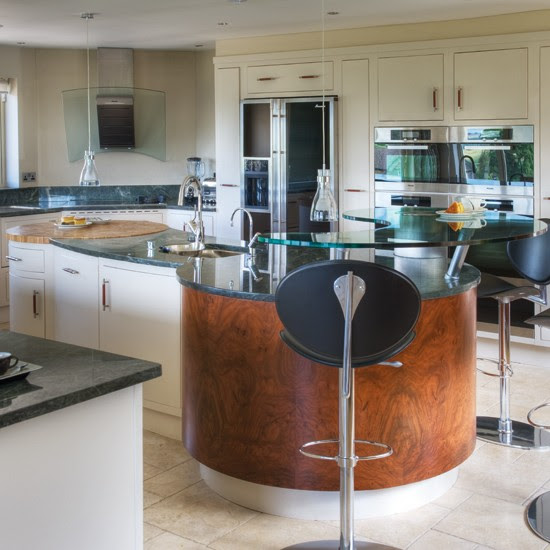 Rethink your kitchen layout | Create the ultimate open-plan ...