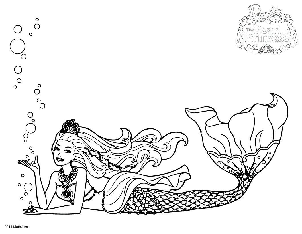 ausmalbilder h2o abenteuer meerjungfrau zum ausdrucken