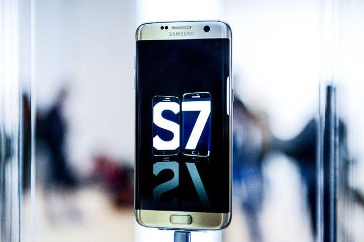 điện thoại s7 được cập nhật