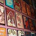 The poster room at the Fillmore