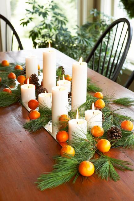 50 Easy Christmas Centerpiece Ideas Midwest Living