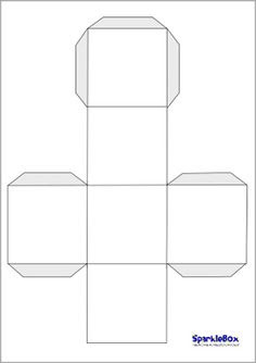 Editable Dice Templates   Blank Dice, plus a lot of other free ...