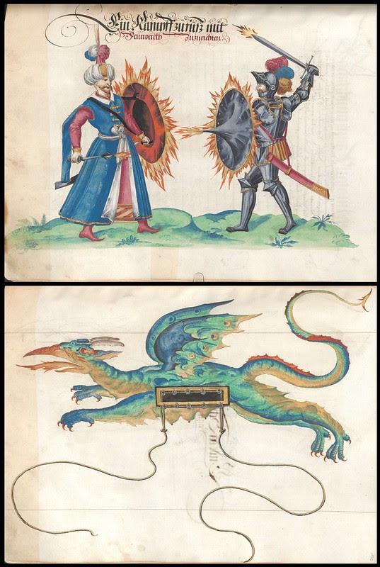 Feuerwerksbuch 299 + 305
