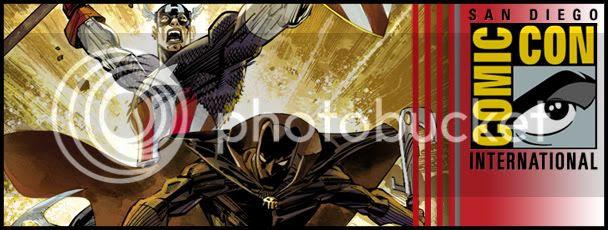 Pantera Negra e Capitão América juntos