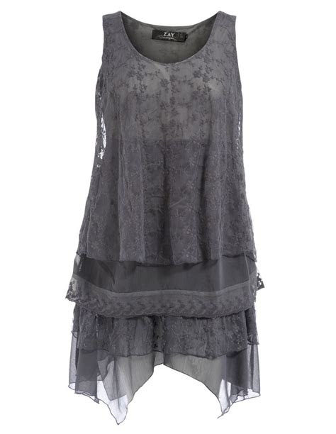 ideas  lace tunic  pinterest summer