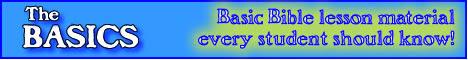 Basic Bible Lessons
