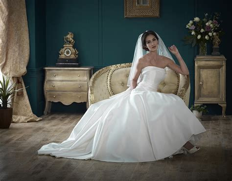 Nicola Anne   Handmade Couture Wedding Dresses   Love My