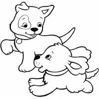 Disegni Da Colorare E Stampare Di Gatti E Cani Fredrotgans