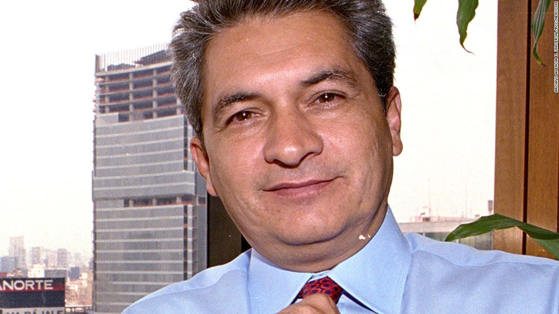 Former Mexican governor captured in Italy is wanted on charges of ...