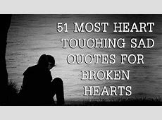 Very Heart Touching Sad Quotes In English