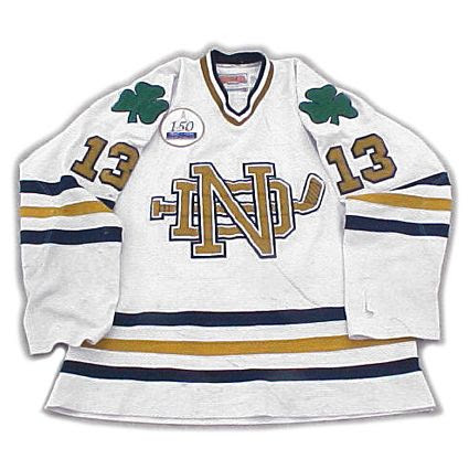 Notre Dame jersey,Notre Dame jersey