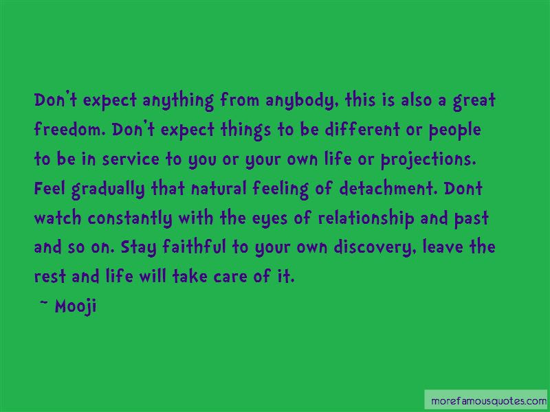 Dont Expect From Life Quotes Top 2 Quotes About Dont Expect From