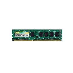 SP シリコンパワー デスクトップPC用 4GB 240-Pin DDR3-1600 PC3-12800 U-DIMM (無期限保証) SP004GBLTU160N02