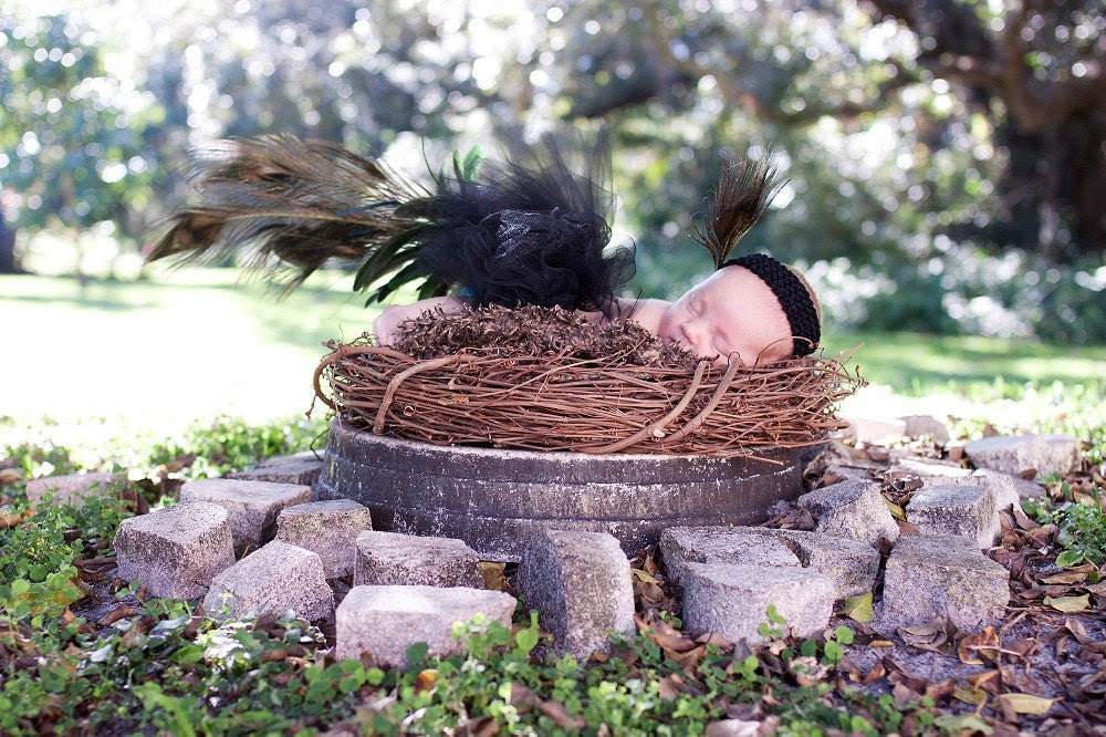 Peacock  Baby Tutu