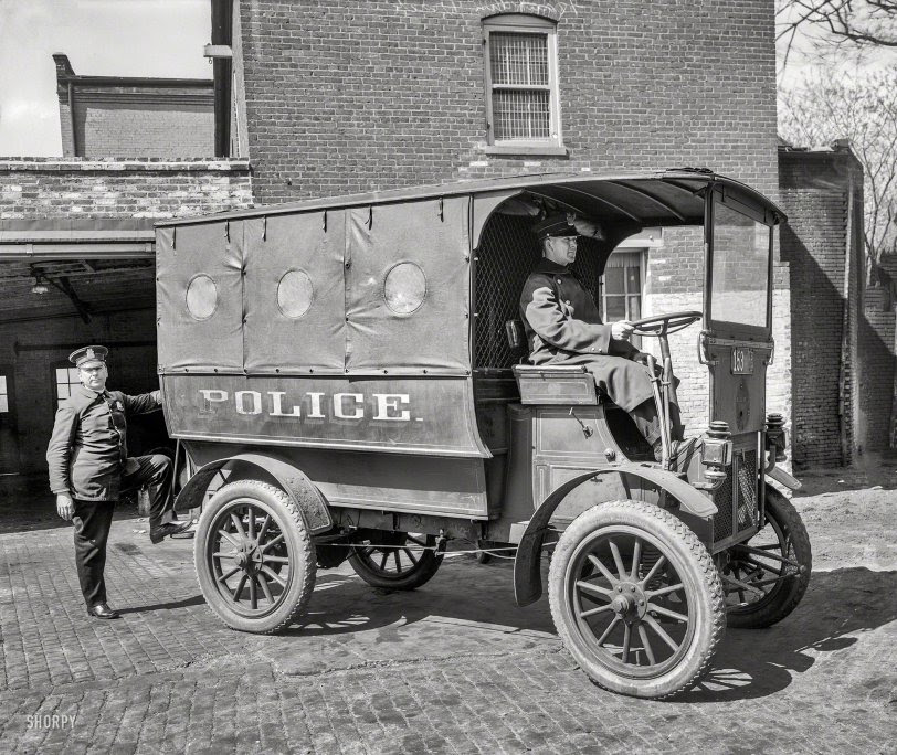 The Paddy Wagon: 1919