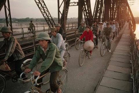 cầu Long Biên, bảo tồn, di sản, văn hóa, Pháp