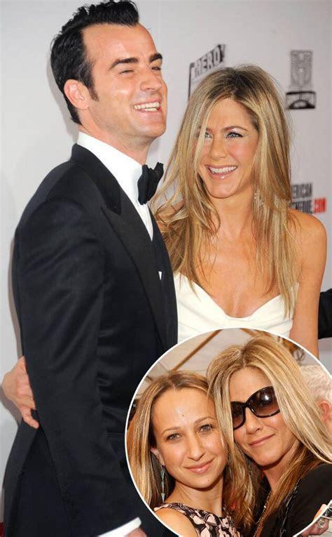 Jennifer Aniston & Justin Theroux's Wedding Rings Were